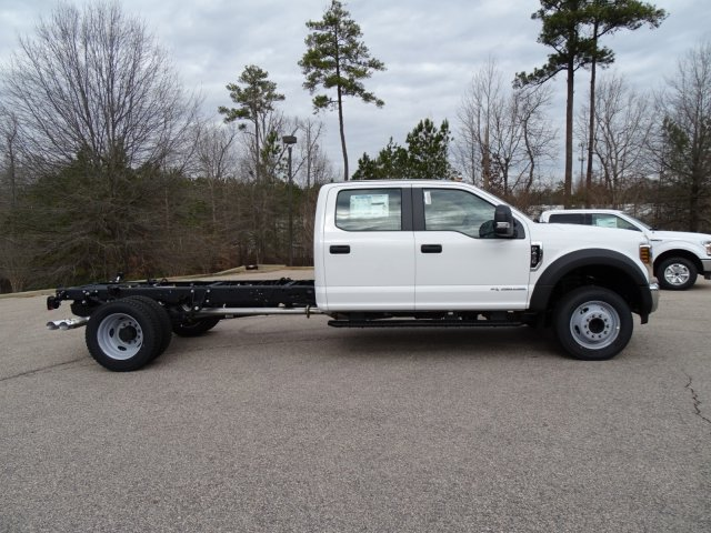 2018 F-450 Crew Cab DRW, PJ's Truck Bodies & Equipment Landscape Dump #T889358 - photo 6