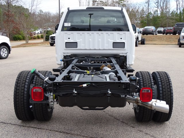 2018 F-450 Crew Cab DRW, PJ's Truck Bodies & Equipment Landscape Dump #T889358 - photo 7