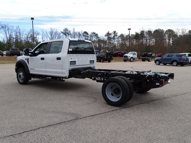 2018 F-450 Crew Cab DRW, PJ's Truck Bodies & Equipment Landscape Dump #T889358 - photo 4