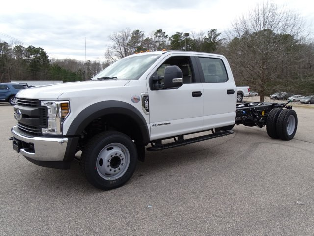 2018 F-450 Crew Cab DRW, PJ's Truck Bodies & Equipment Landscape Dump #T889358 - photo 3