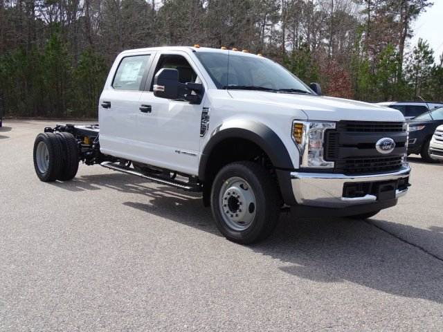 2018 F-450 Crew Cab DRW,  Cab Chassis #T889370 - photo 1