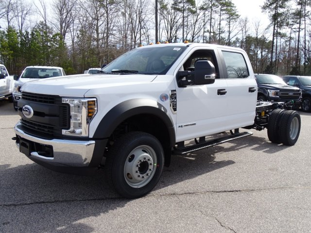 2018 F-450 Crew Cab DRW,  Cab Chassis #T889370 - photo 7