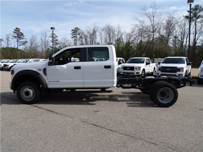 2018 F-450 Crew Cab DRW,  Cab Chassis #T889370 - photo 6