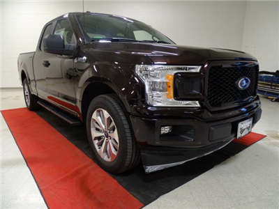 2018 F-150 Super Cab,  Pickup #T889374 - photo 3