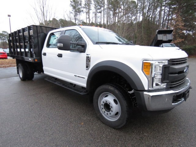 2017 F-550 Crew Cab DRW, Reading Stake Bed #T889382 - photo 3