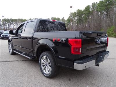 2018 F-150 SuperCrew Cab 4x4,  Pickup #T889418 - photo 5