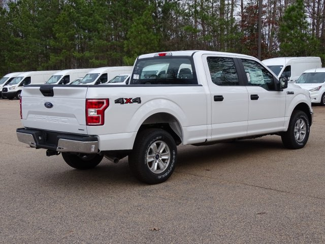 2018 F-150 SuperCrew Cab 4x4,  Pickup #T889566 - photo 5