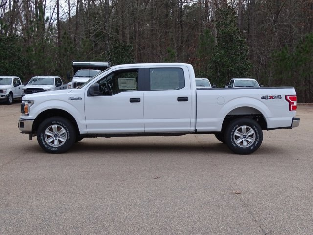 2018 F-150 SuperCrew Cab 4x4,  Pickup #T889566 - photo 7