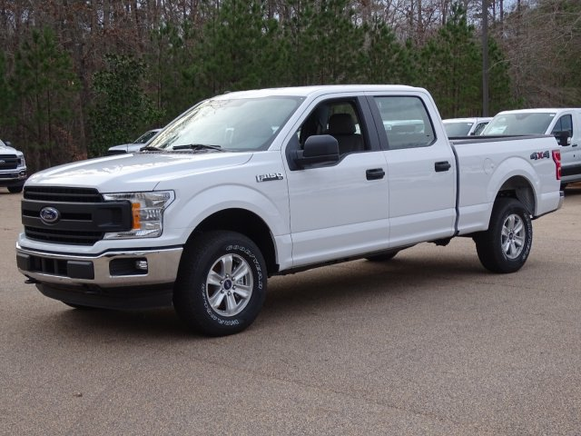 2018 F-150 SuperCrew Cab 4x4,  Pickup #T889566 - photo 1