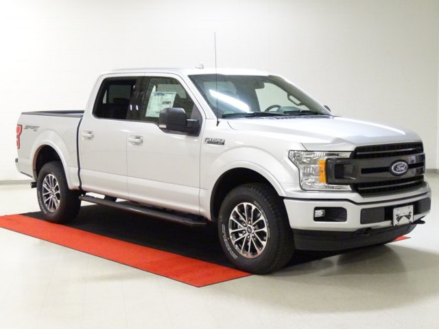 2018 F-150 SuperCrew Cab 4x4,  Pickup #T889600 - photo 3