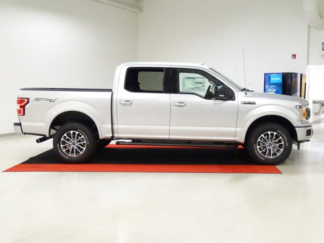 2018 F-150 SuperCrew Cab 4x4,  Pickup #T889600 - photo 4