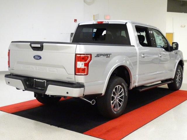 2018 F-150 SuperCrew Cab 4x4,  Pickup #T889600 - photo 5