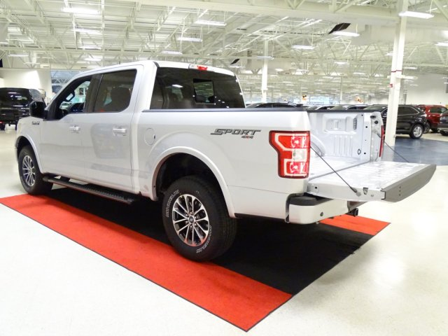 2018 F-150 SuperCrew Cab 4x4,  Pickup #T889600 - photo 38