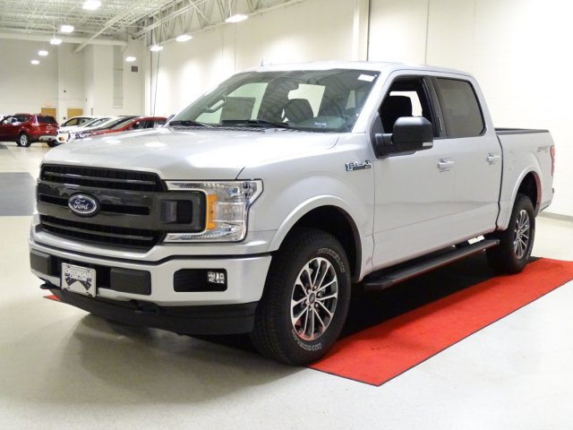 2018 F-150 SuperCrew Cab 4x4,  Pickup #T889600 - photo 1