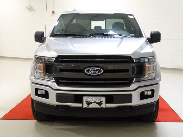 2018 F-150 SuperCrew Cab 4x4,  Pickup #T889600 - photo 8
