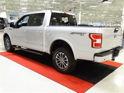 2018 F-150 SuperCrew Cab 4x4,  Pickup #T889600 - photo 2
