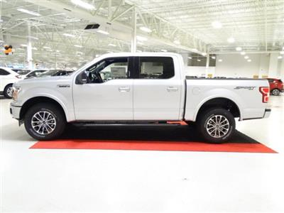 2018 F-150 SuperCrew Cab 4x4,  Pickup #T889600 - photo 7