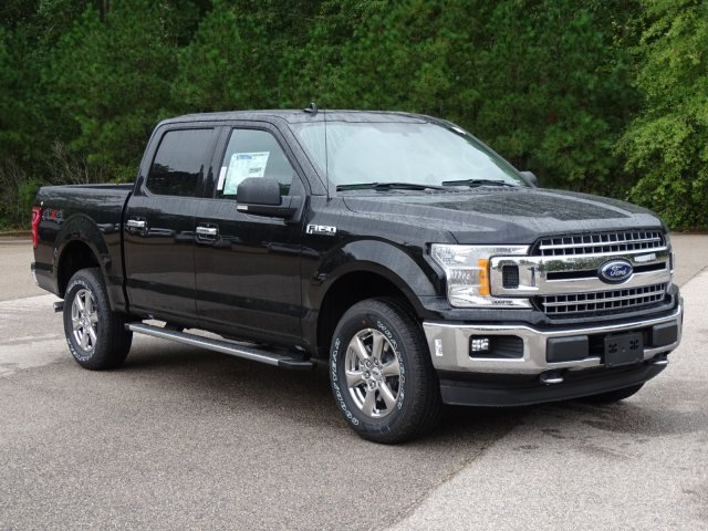 2018 F-150 SuperCrew Cab 4x4,  Pickup #T889604 - photo 3