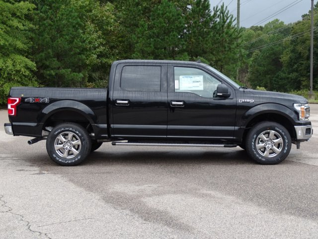 2018 F-150 SuperCrew Cab 4x4,  Pickup #T889604 - photo 4