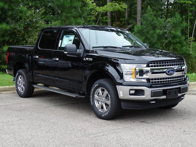 2018 F-150 SuperCrew Cab 4x4,  Pickup #T889605 - photo 3