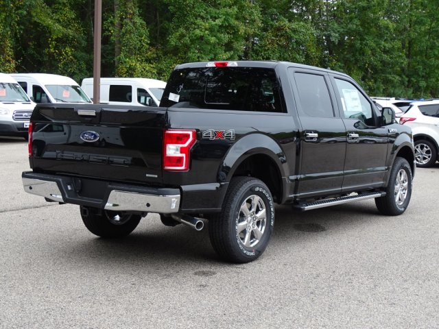 2018 F-150 SuperCrew Cab 4x4,  Pickup #T889605 - photo 5