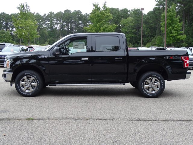 2018 F-150 SuperCrew Cab 4x4,  Pickup #T889605 - photo 7
