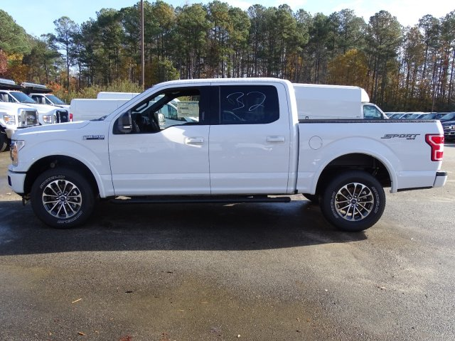 2018 F-150 SuperCrew Cab 4x4,  Pickup #T889636 - photo 7