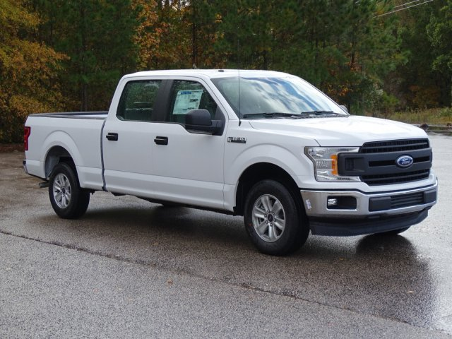 2018 F-150 SuperCrew Cab 4x2,  Pickup #T889712 - photo 3