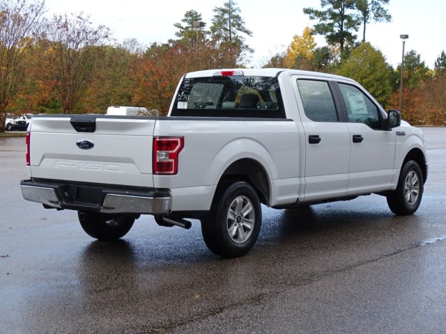 2018 F-150 SuperCrew Cab 4x2,  Pickup #T889712 - photo 5