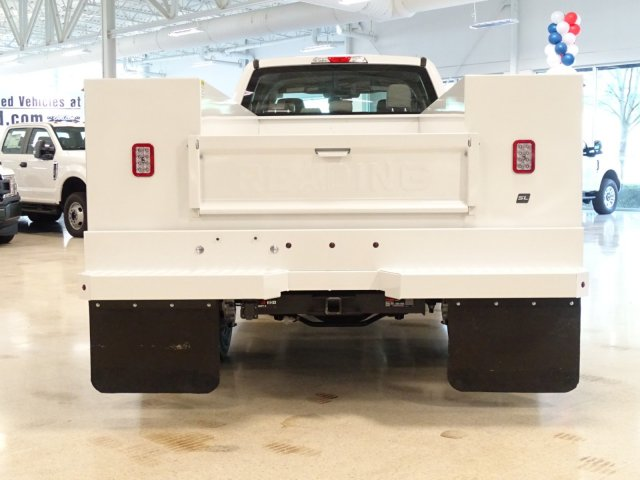 2018 F-450 Crew Cab DRW 4x4,  Reading Service Body #T889758 - photo 5