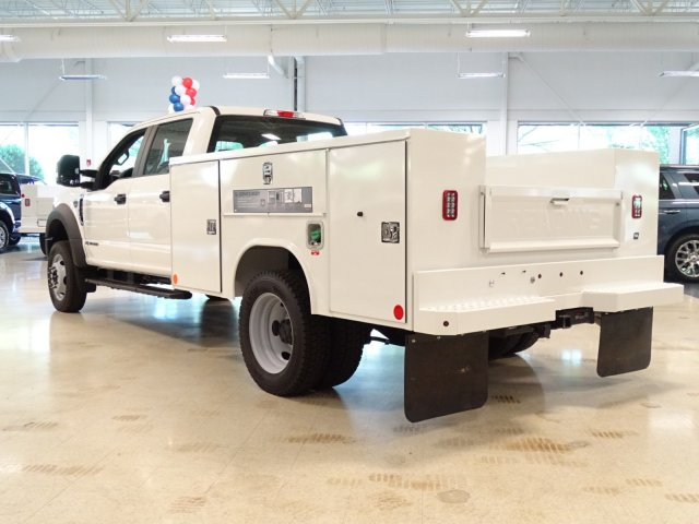 2018 F-450 Crew Cab DRW 4x4,  Reading Service Body #T889758 - photo 6