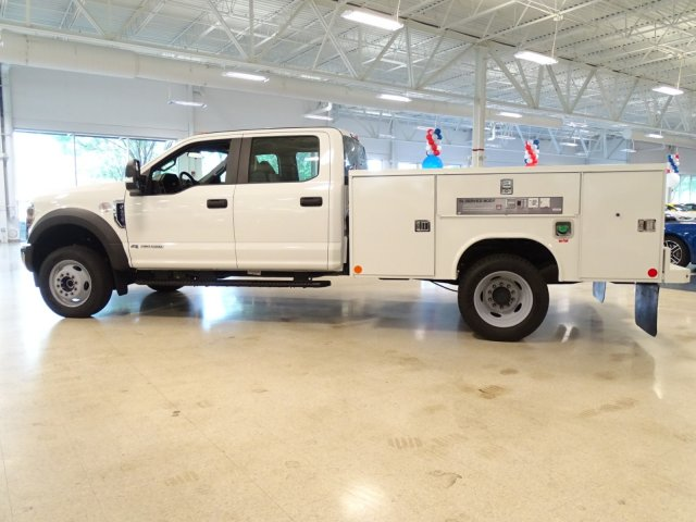 2018 F-450 Crew Cab DRW 4x4,  Reading Service Body #T889758 - photo 7
