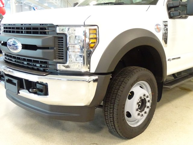 2018 F-450 Crew Cab DRW 4x4,  Reading Service Body #T889758 - photo 10