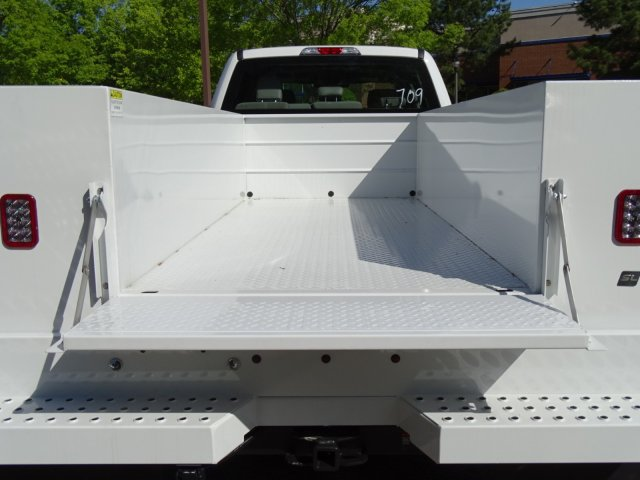 2018 F-350 Crew Cab DRW 4x4,  Reading Service Body #T889759 - photo 37