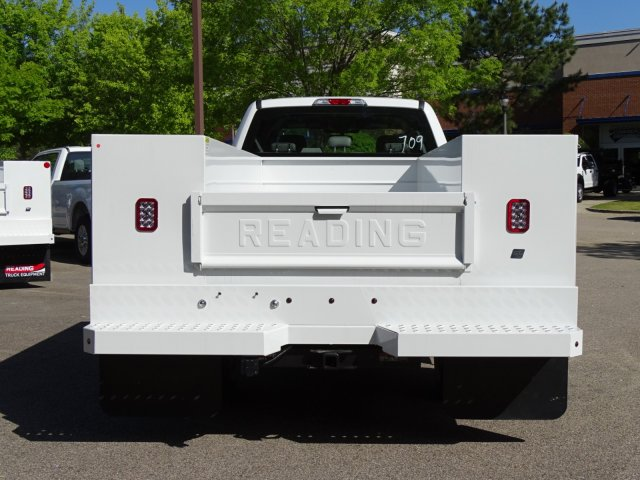 2018 F-350 Crew Cab DRW 4x4,  Reading Service Body #T889759 - photo 6