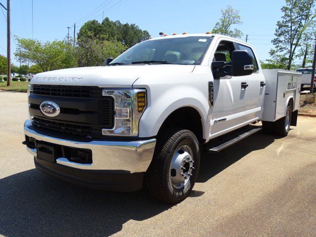 2018 F-350 Crew Cab DRW 4x4,  Reading Service Body #T889782 - photo 7