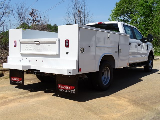 2018 F-350 Crew Cab DRW 4x4,  Reading Service Body #T889782 - photo 5