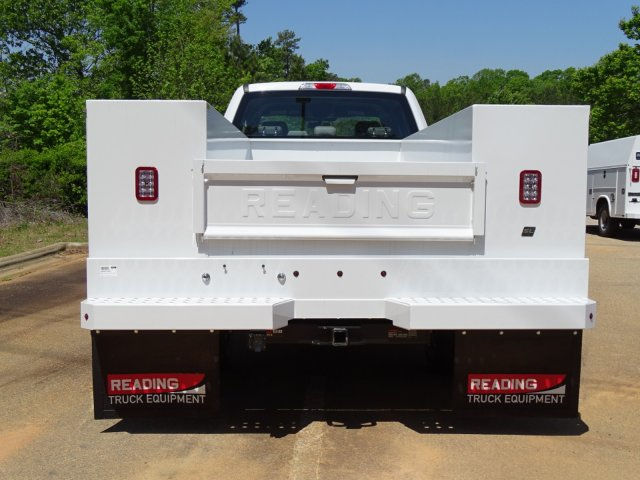 2018 F-350 Crew Cab DRW 4x4,  Reading Service Body #T889782 - photo 6