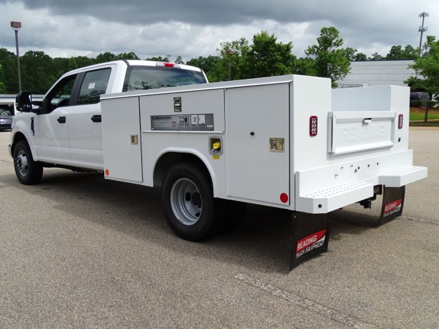 2018 F-350 Crew Cab DRW 4x2,  Service Body #T889791 - photo 2