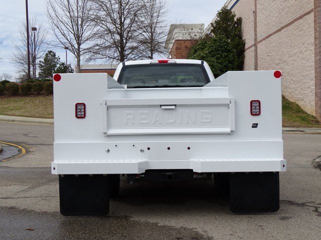 2018 F-350 Crew Cab DRW 4x2,  Reading Service Body #T889800 - photo 6