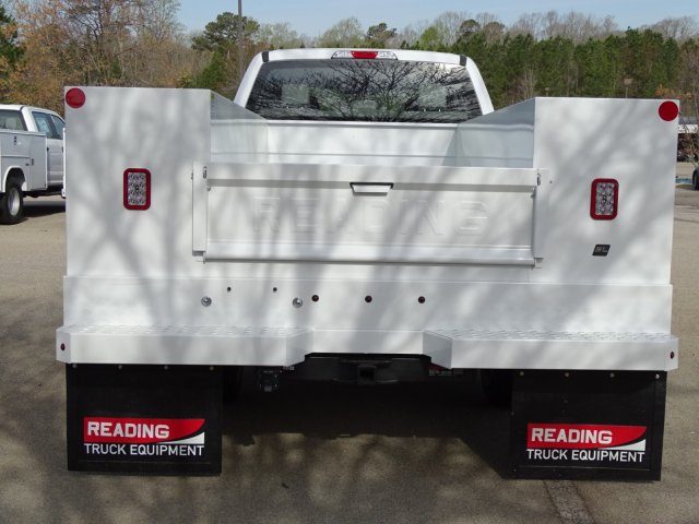 2018 F-350 Crew Cab DRW 4x2,  Reading Service Body #T889851 - photo 6