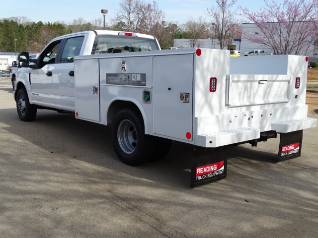2018 F-350 Crew Cab DRW 4x2,  Reading Service Body #T889851 - photo 2