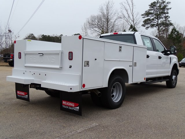 2018 F-350 Crew Cab DRW 4x4,  Reading Service Body #T889853 - photo 5