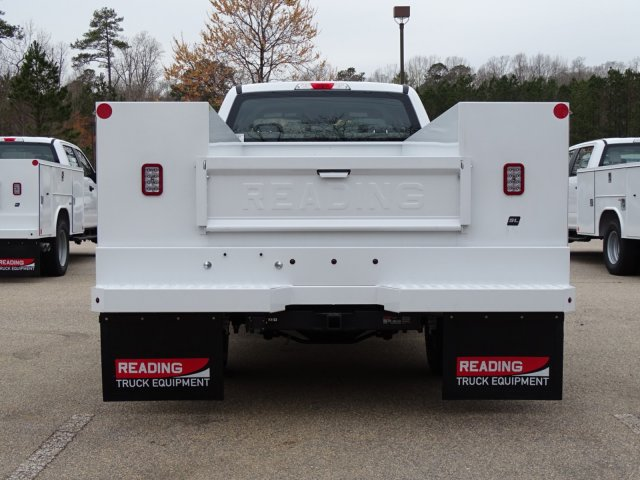 2018 F-350 Crew Cab DRW 4x4,  Reading Service Body #T889853 - photo 6