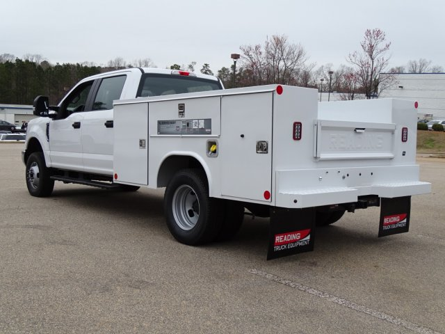 2018 F-350 Crew Cab DRW 4x4,  Reading Service Body #T889853 - photo 2