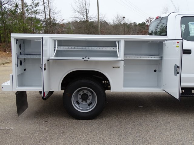 2018 F-350 Crew Cab DRW 4x4,  Reading Service Body #T889853 - photo 36