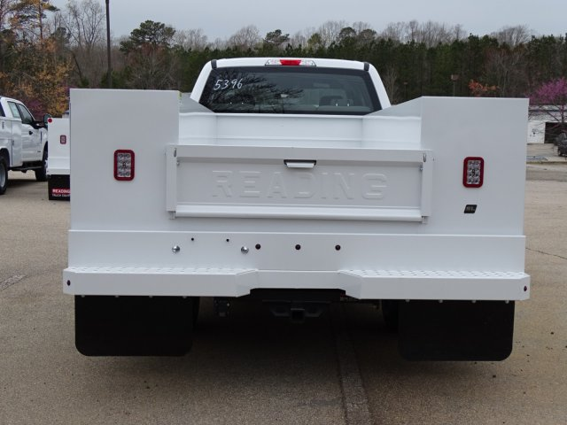 2018 F-350 Crew Cab DRW 4x2,  Reading Service Body #T889886 - photo 6