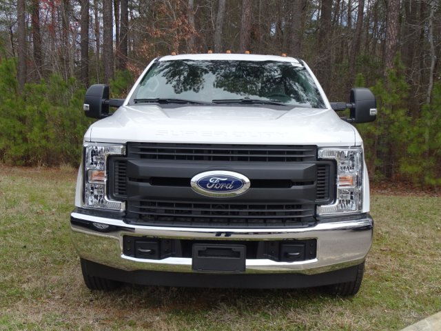 2018 F-350 Crew Cab DRW 4x2,  Knapheide Platform Body #T889894 - photo 5