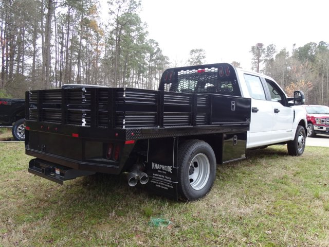 2018 F-350 Crew Cab DRW 4x2,  Knapheide Platform Body #T889894 - photo 6