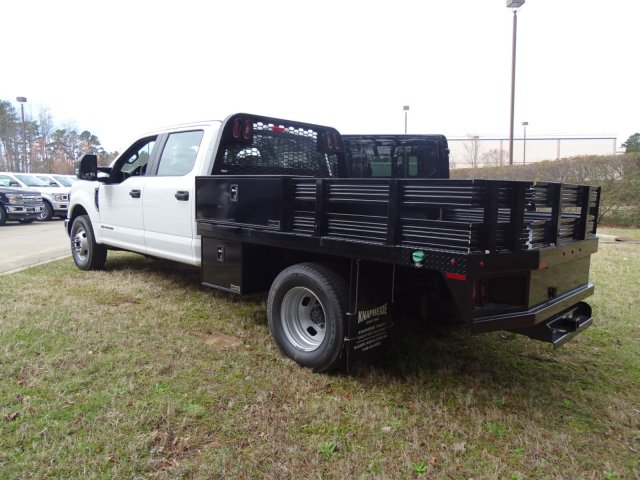 2018 F-350 Crew Cab DRW 4x2,  Knapheide Platform Body #T889894 - photo 2